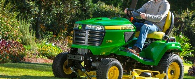 kosiarki traktorki
